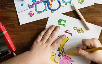 Laboratori di pittura, musica e teatro per i piccoli